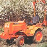 minitraktor t012