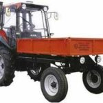 traktor vtz-30СШ