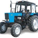 The Tractor Belarus