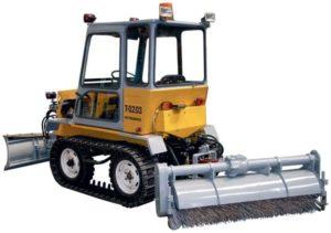 Мини-трактор Уралец Т- 0203
