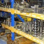 Правильное хранение запчастей для ремонта трактора