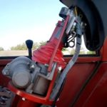 Электроуселитель руля трактора т-25