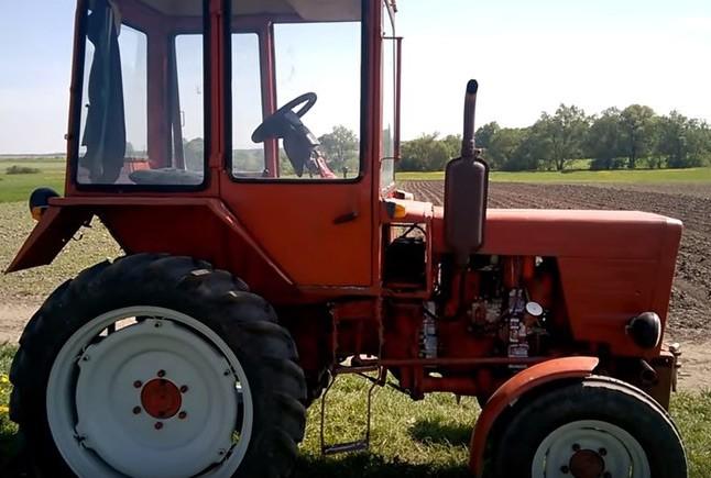 Представитель рода тракторов т-25