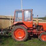 На что обратить внимание при покупке трактора т-25